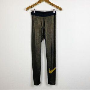 Nike • Pro Cool Sparkle Lamè Dri-FIT Leggings